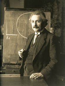 Albert Einstein_1921